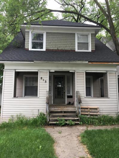 813 Reed Street, Kalamazoo, MI 49001 - #: 18029356