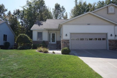 897 S Sandalwood Circle, Muskegon, MI 49441 - #: 18047500