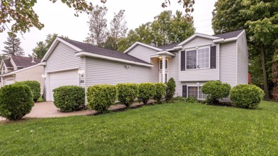 1243 Forest Hollow Court SE, Kentwood, MI 49546 - #: 18048848