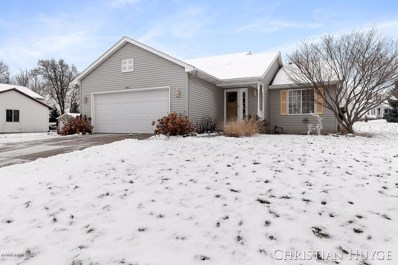 5412 Golfwood Court SW, Wyoming, MI 49509 - #: 18057669