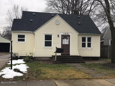 105 E 25th Street, Holland, MI 49423 - #: 19000105
