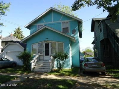 742 McCourtie Street, Kalamazoo, MI 49008 - #: 19001967