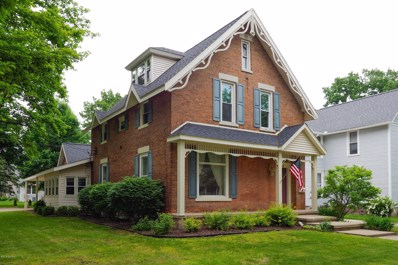 524 W Mansion Street, Marshall, MI 49068 - #: 19057012