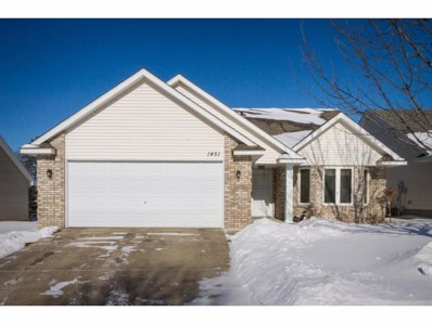 1451 132nd Lane NW, Coon Rapids, MN 55448 - #: 4905327