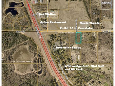 Lot 1 Blk 1 Co Rd 16, Jenkins, MN 56456 - #: 4937537