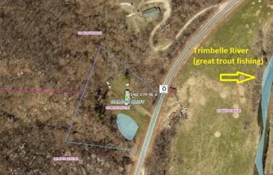 N3453 County Road O, Diamond Bluff, WI 54014 - #: 4989292