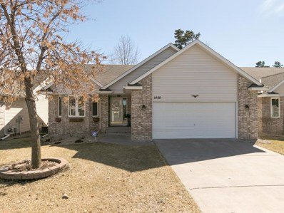 1488 132nd Lane NW, Coon Rapids, MN 55448 - #: 5214469