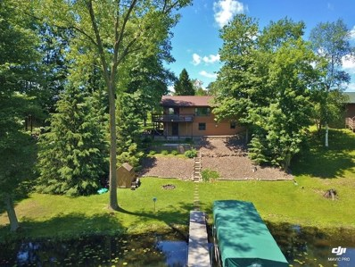 1660 Hines Lakeview Drive, Cumberland, WI 54829 - #: 5254143