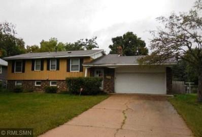 10186 Uplander Street NW, Coon Rapids, MN 55433 - #: 5297717