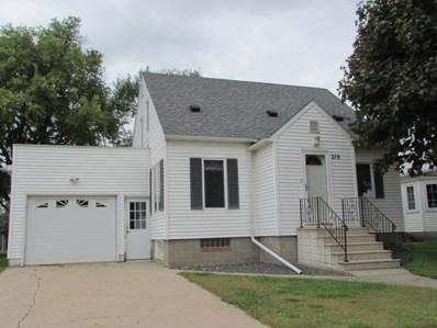 219 S James Street, Northrop, MN 56031 - #: 5298627