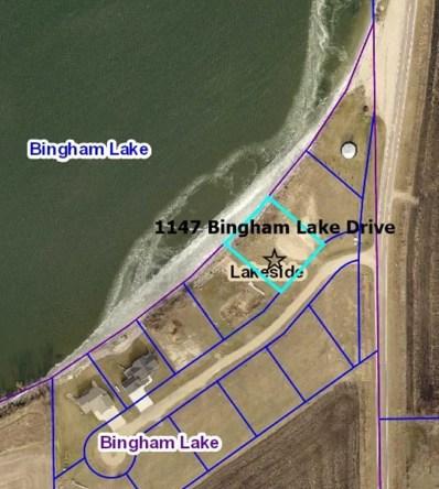 1147 Bingham Lake Drive, Bingham Lake, MN 56118 - #: 5429887