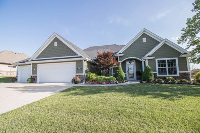 6400 Upper Bridle Bend Dr, Columbia, MO 65201 - #: 378925