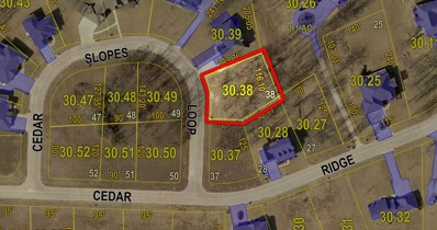 Lot 38 Cedar Slopes, Moberly, MO 65270 - #: 390553