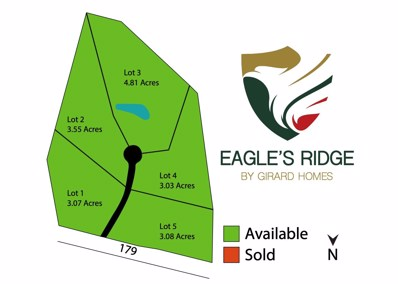 Lot 4 Mo Hwy 179(Eagles Ridge Lot 4), Wooldridge, MO 65287 - #: 396187