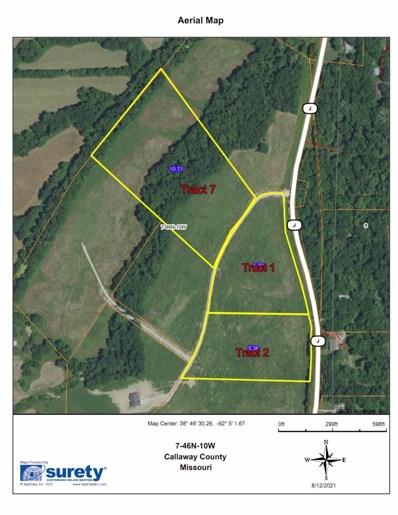 10.66 Acre Bland Crossing, New Bloomfield, MO 65063 - #: 401751