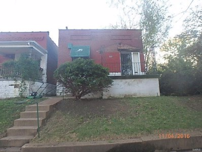 4204 E Lexington Avenue, St Louis, MO 63115 - #: 16085168