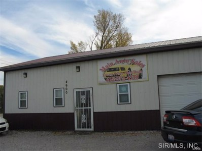 4600 State Street, East St Louis, IL 62205 - #: 17039035