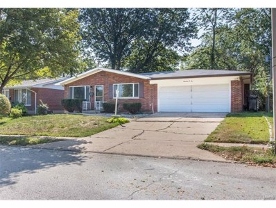 1405 Forest Green, St Louis, MO 63130 - #: 17077267