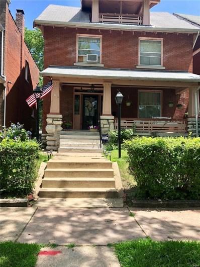 5745 De Giverville Avenue, St Louis, MO 63112 - #: 18023210