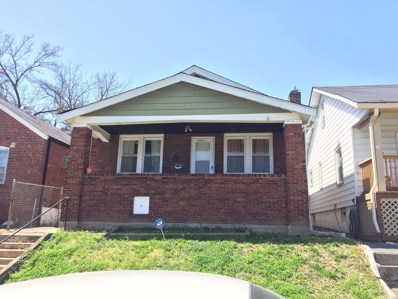 6064 Shulte Avenue, St Louis, MO 63136 - #: 18034678