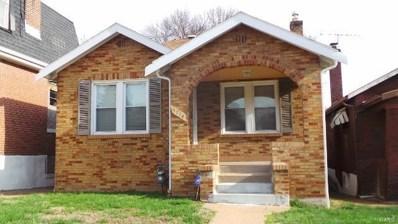 5714 Pamplin, St Louis, MO 63136 - #: 18053031