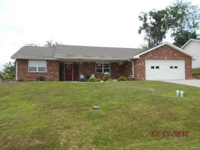 115 Stone Ridge Drive, Hannibal, MO 63401 - #: 18055063