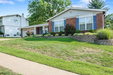 1254 Hidden Oak, Chesterfield, MO 63017 - #: 18055126