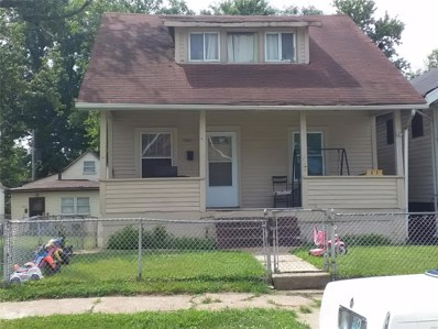 4762 Plover, St Louis, MO 63120 - #: 18056087