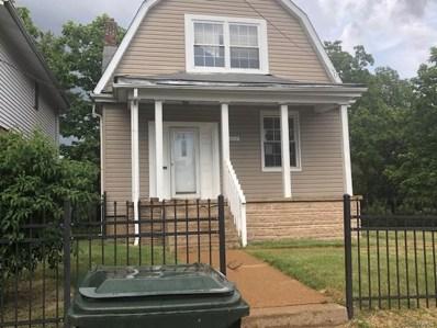 6409 Wellsmar Avenue, St Louis, MO 63133 - #: 18056687