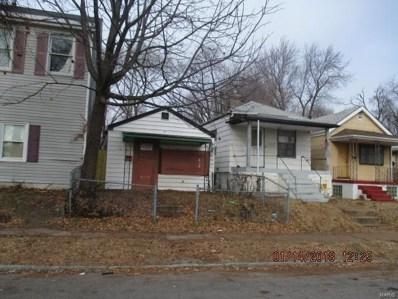 6109 Pennsylvania Avenue, St Louis, MO 63111 - #: 18056742