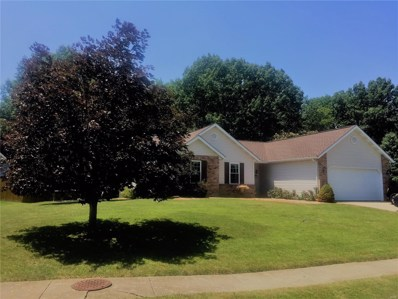 608 Whip Poor Will Street, Troy, IL 62294 - #: 18059230