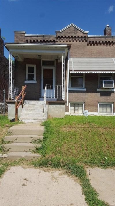 3607 Clay Avenue, St Louis, MO 63115 - #: 18060481