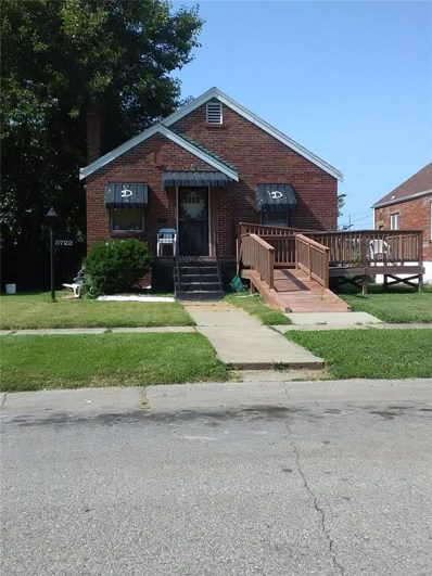 5722 Henner, St Louis, MO 63120 - #: 18060972