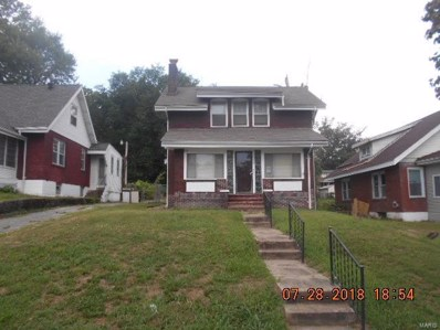 3633 Pine Grove Avenue, St Louis, MO 63121 - #: 18062136