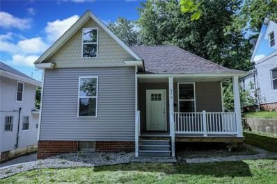 670 E VanDalia, Edwardsville, IL 62025 - #: 18066493