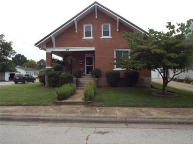 216 Poplar, Perryville, MO 63775 - #: 18069730