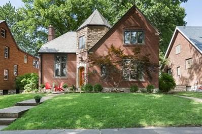 6231 Delor Street, St Louis, MO 63109 - #: 18073094