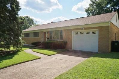 7809 Crossmont Drive, St Louis, MO 63123 - #: 18073758