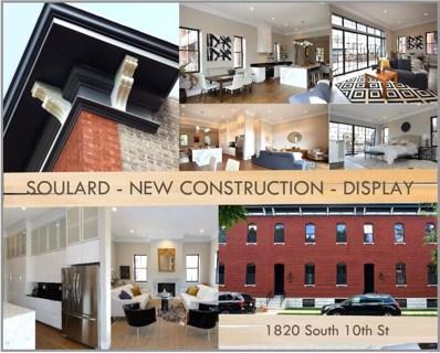 1820 S 10TH Street, St Louis, MO 63104 - #: 18074747