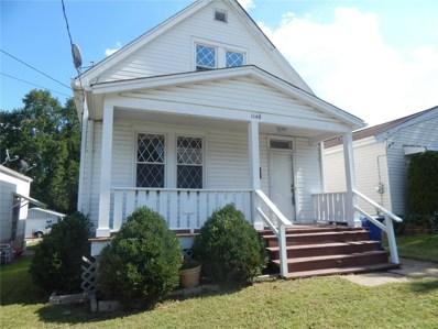1140 Dammert Avenue, St Louis, MO 63125 - #: 18074753