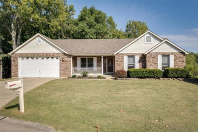 807 Brookwood Bend Court, St Peters, MO 63376 - #: 18077041