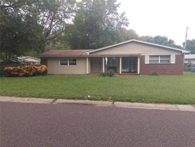 11827 Hidden Lake Drive, St Louis, MO 63138 - #: 18079115