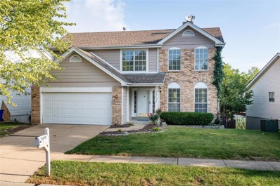 16543 Hunters Crossing Drive, Grover, MO 63040 - #: 18079855