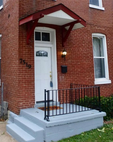 7519 Virginia Avenue, St Louis, MO 63111 - #: 18081692