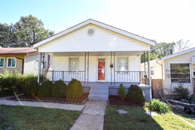 6742 Odell, St Louis, MO 63139 - #: 18082181