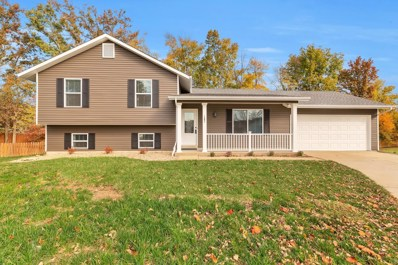 107 Crickett Court, St Peters, MO 63376 - #: 18082429