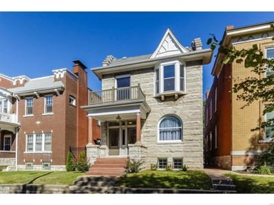 3955 Botanical Avenue, St Louis, MO 63110 - #: 18083783