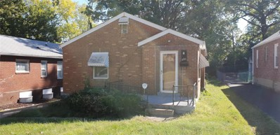 3722 Nelson, St Louis, MO 63121 - #: 18084392