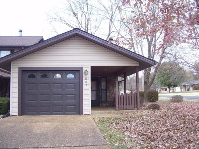 801 Westwood, Maryville, IL 62062 - #: 18090831