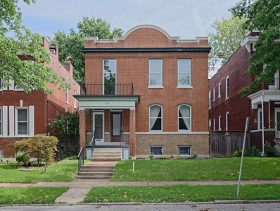 617 Dover Place, St Louis, MO 63111 - #: 18092259